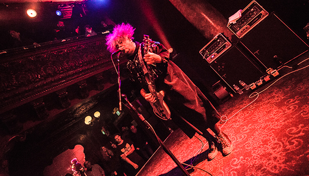 Review, Photos: The Melvins' aural assault on GAMH
