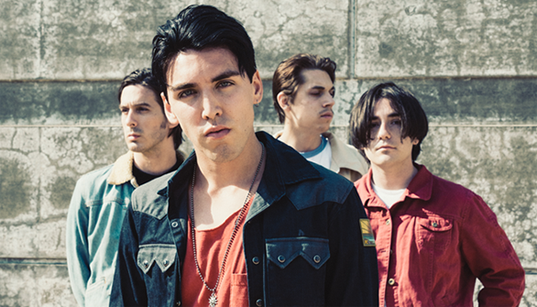 Q&A: Bad Suns add inspiration to elbow grease on the road
