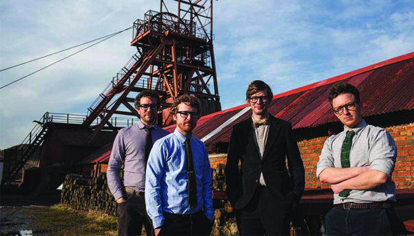 ALBUM REVIEW: Public Service Broadcasting focuses on universal <em>Every Valley</em>