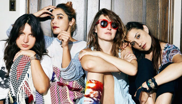 Q&A: Talking teamwork, Depeche Mode and sex with Warpaint