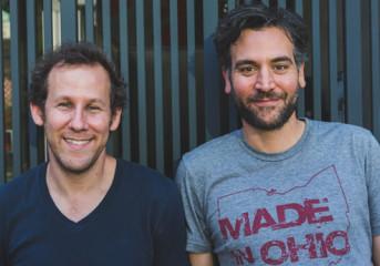 Artist-philosophers Josh Radnor and Ben Lee in search of big ideas as Radnor & Lee