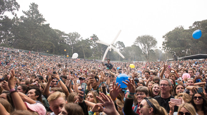 Outside Lands: Daniel J. Willis' Saturday best and worst