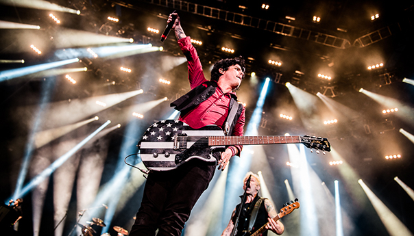 Green Day announces stadium tour with Weezer and Fall Out Boy, including SF date
