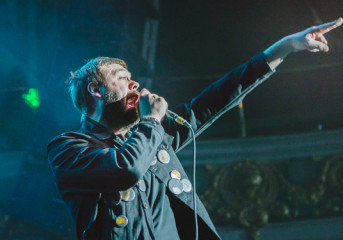 PHOTOS: Kasabian caps U.S. tour at the Regency Ballroom
