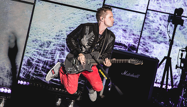 PHOTOS: Muse, 30 Seconds to Mars showcase musicianship with high-energy show