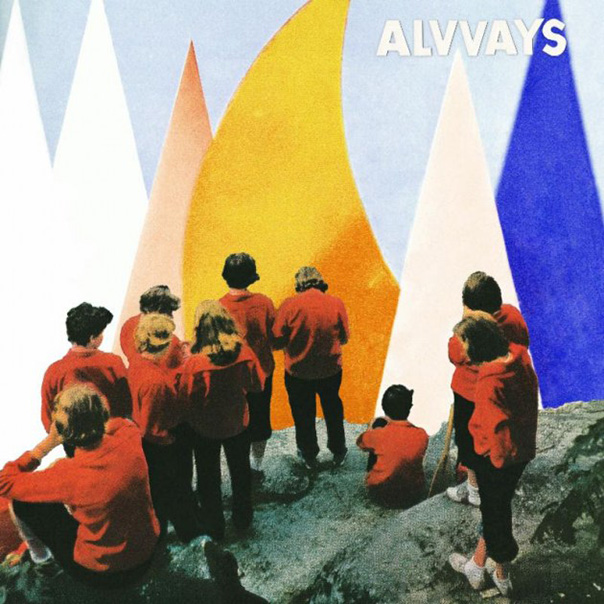 Alvvays album cover