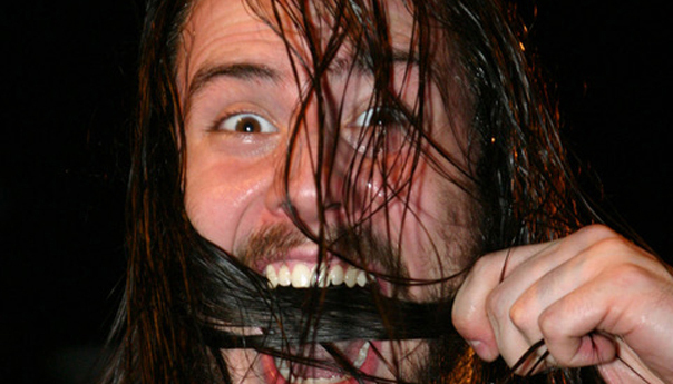 Today with Andrew W.K.: Pee-wee-lover passes it forward