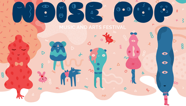 Noise Pop announces final additions to 2018 lineup
