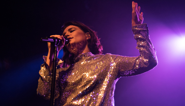 PHOTOS: Jessie Ware, never sick of San Francisco, delights packed Independent