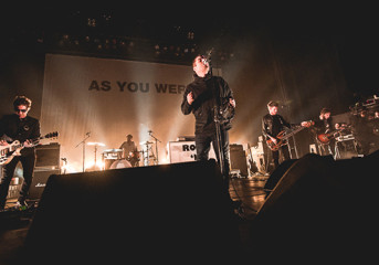 PHOTOS: Liam Gallagher plays both angel and devil at The Warfield