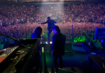 REVIEW: The Killers regain their mojo at Live 105's Not So Silent Night