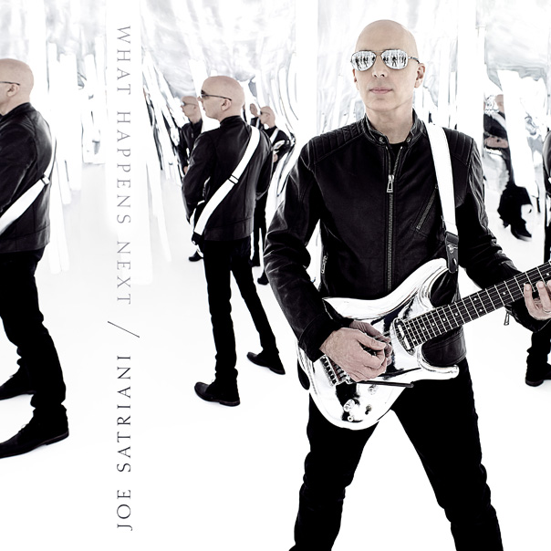 Joe Satriani, What Happens Next