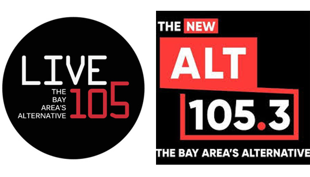 Entercom Radio rebrands KITS as Alt-105.3