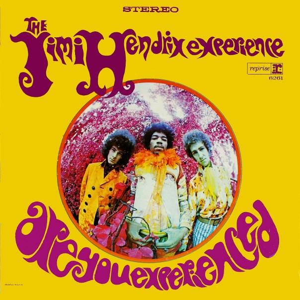 Jimi Hendrix, The Jimi Hendrix Experience