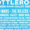 BottleRock Napa Valley 2018: Bruno Mars, The Killers, Muse to headline