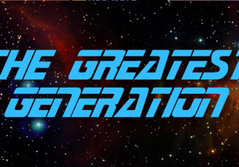 Sketchfest: The Greatest Generation podcast boldly going where <em>Star Trek</em> did not