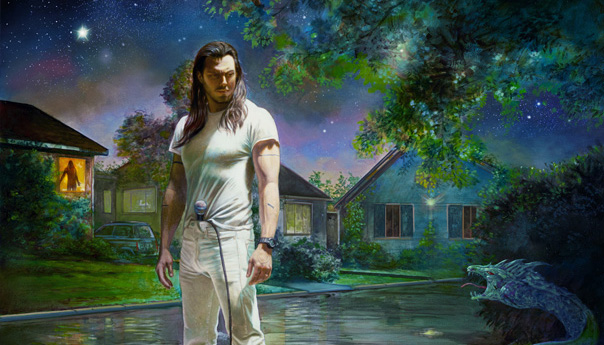 ALBUM REVIEW: Andrew W.K. shows his range on <em>You're Not Alone</em>