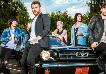 Asking Alexandria tackles drug abuse head-on, looks to a brighter present