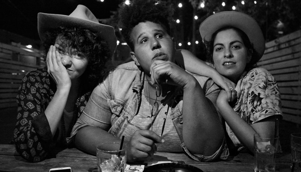 Friends Brittany Howard, Becca Mancari & Jesse Lafser find Bermuda Triangle