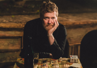 ALBUM REVIEW: Glen Hansard stays in a cozy folk mode on <em>Between Two Shores</em>