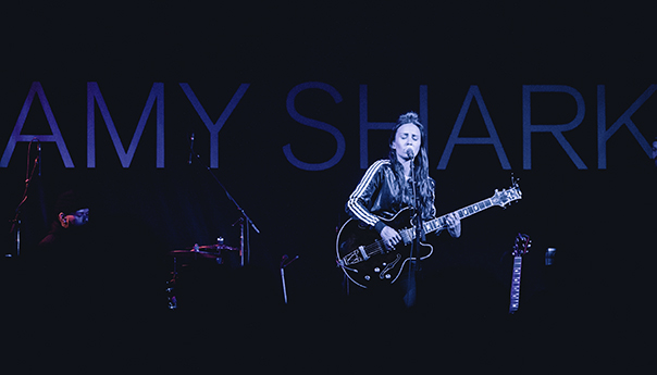 Noise Pop REVIEW: Amy Shark turns Wednesday into upbeat 'Weekends'