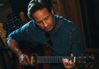 David Duchovny tries to learn from his past on new album <em>Every Third Thought</em>