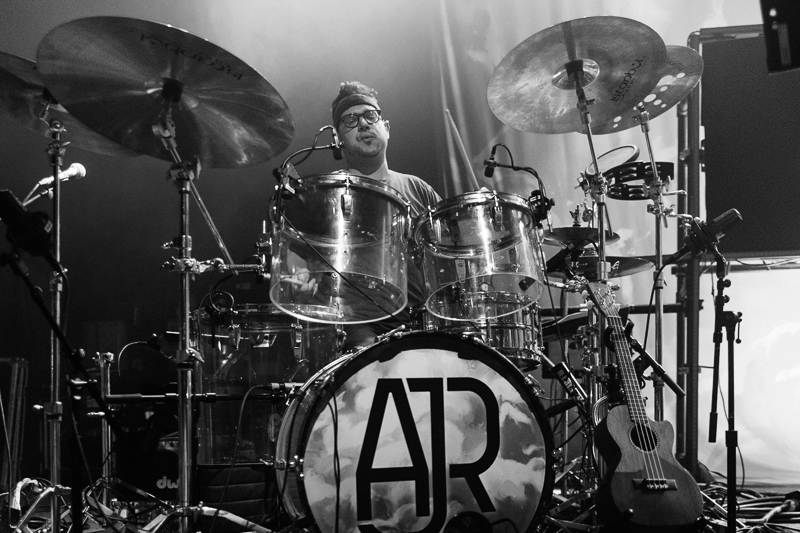 REVIEW: AJR shows brotherly love at The Fillmore | RIFF Magazine