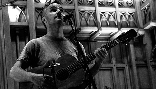 REVIEW: Mount Eerie's L.A. performance sends sobering reminder of mortality