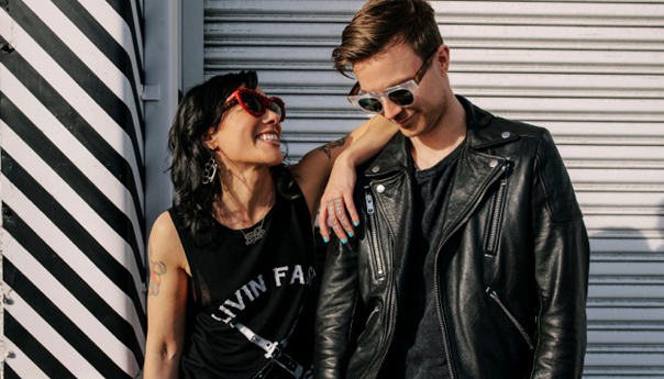 Q&A: Matt & Kim back with new LP, hit the road one year after on-stage injury