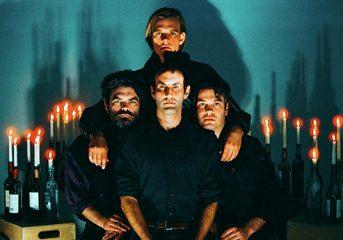 ALBUM REVIEW: Preoccupations take darker, coldwave turn with <em>New Material</em>