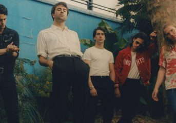 Art of War: The Vaccines turn to 'Combat Sports' for new album