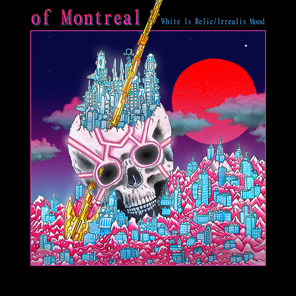 of Montreal, Kevin Barnes