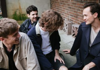 Poetic intellect: Ought's Tim Darcy delves into his craft