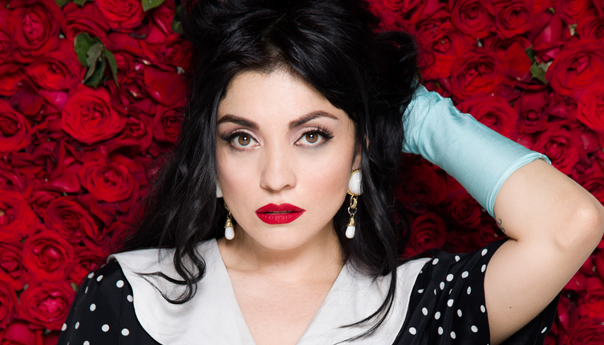 Mon Laferte rises from Chilean reality show to rock powerhouse