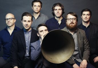 NYC funk and jazz band Ikebe Shakedown leaves the story open to interpretation