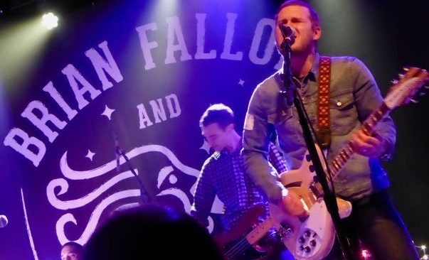 REVIEW: Brian Fallon howls into the night at the Independent