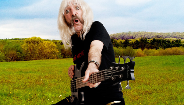 ALBUM REVIEW: Harry Shearer is back as Spinal Tap's Derek Smalls, who's back with solo LP
