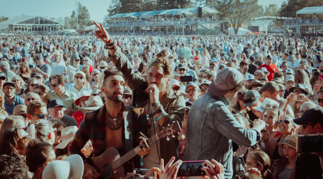 WHAT A WEEKEND: RIFF's BottleRock in review