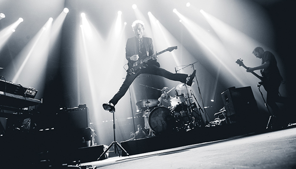 REVIEW: Franz Ferdinand turns the corner on tour-closer in Oakland