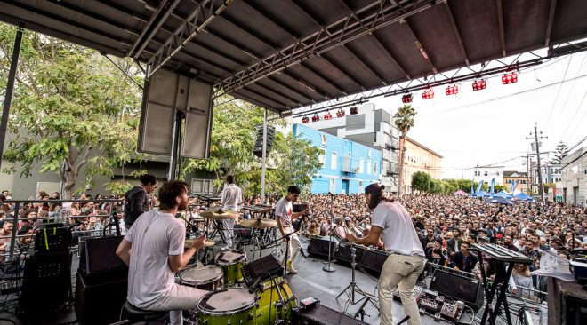 20th Street Block Party: Empress Of, Jeff Rosenstock, FAN to headline
