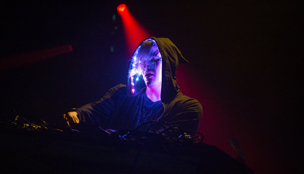 PHOTOS: Ghastly, Dion Timmer and friends turn up The Regency Ballroom