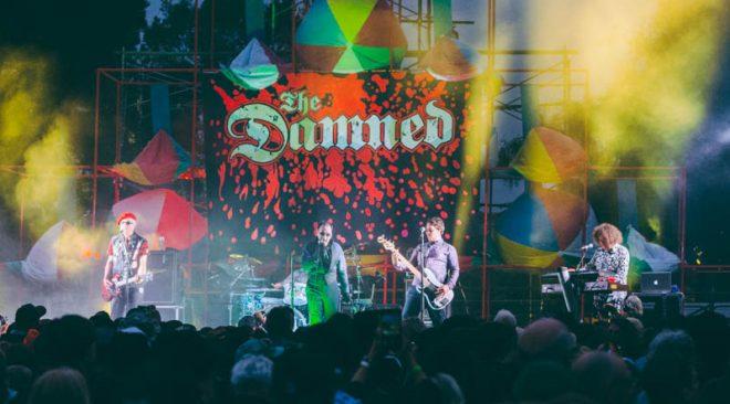 REVIEW: The Damned, Giuda, Nobunny rock Burger Boogaloo Sunday