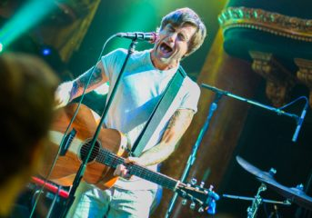 PHOTOS: Anthony Green of Circa Survive leads intimate night at GAMH