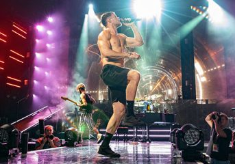 REVIEW: Imagine Dragons too sexy for their shirts at Concord Pavilion