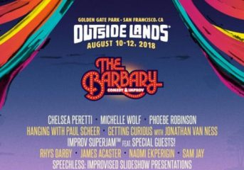 Outside Lands announces Barbary comedy lineup: Chelsea Peretti, Michelle Wolf, Phoebe Robinson headline