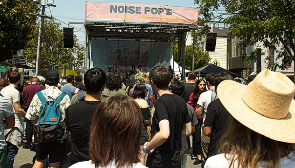 20th Street Block Party, Noise Pop