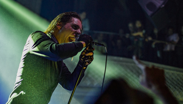 PHOTOS: Deafheaven leads lineup of dense blackgaze at August Hall