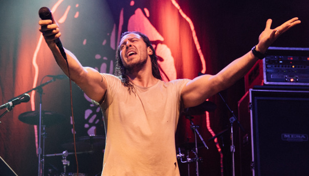 REVIEW: Andrew W.K. mixes positivity with hard rock at the Fillmore