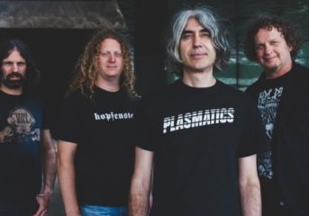 ALBUM REVIEW: Voivod crashes back into prog-thrash with 'The Wake'