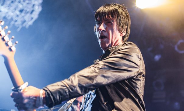 REVIEW: Johnny Marr connects his past with his present at the Fillmore